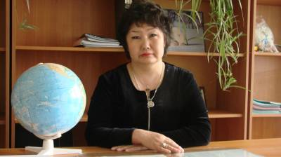 Хушеева Людмила Васильевна
